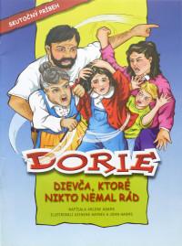 Dorie, dievča ktoré nikto nemal rád (komix)