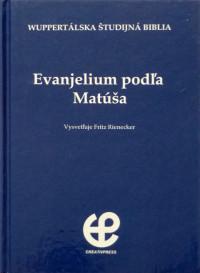 Wuppertálska študijná Biblia, Ev. Matuša