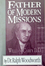 Father of Modern Mission –  William Carey