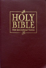 Holy Bible NIV, soft cover