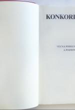Konkordance -věcná podle oddílú a pojmová (CZ)