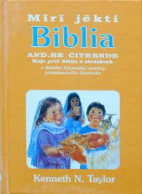 Moja prvá Biblia  slovensko-rómska