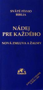 """Nová Zmluva """"Nádej pre každého"""" a Žalmy"""