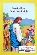 Nový Zákon  – obrázková Bible