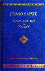 Písmo Sväté Nová Zmluva a Žalmy