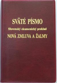 Sv.Písmo-Nová Zmluva a Žalmy