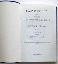 Szent Biblia (Karoli) (HU)